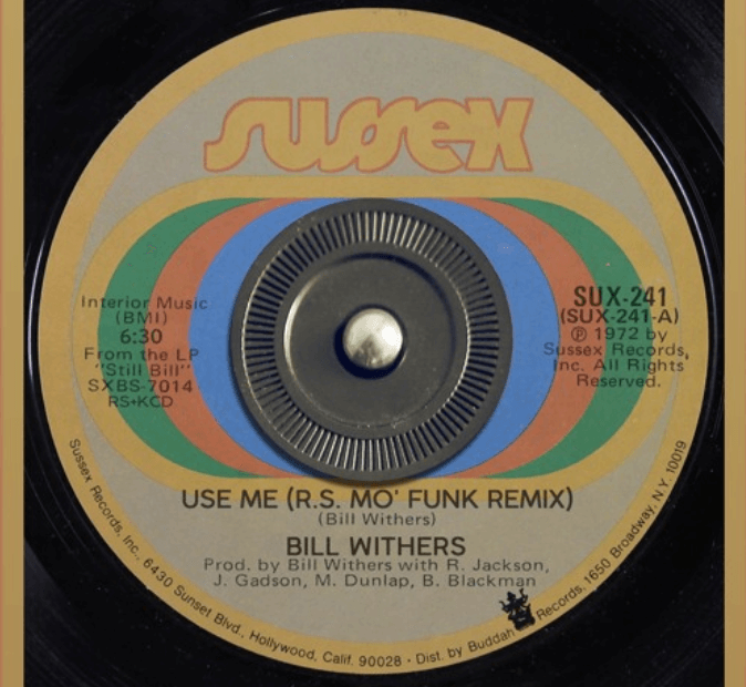 bill withers - use me - rhythm scholar mo funk mix